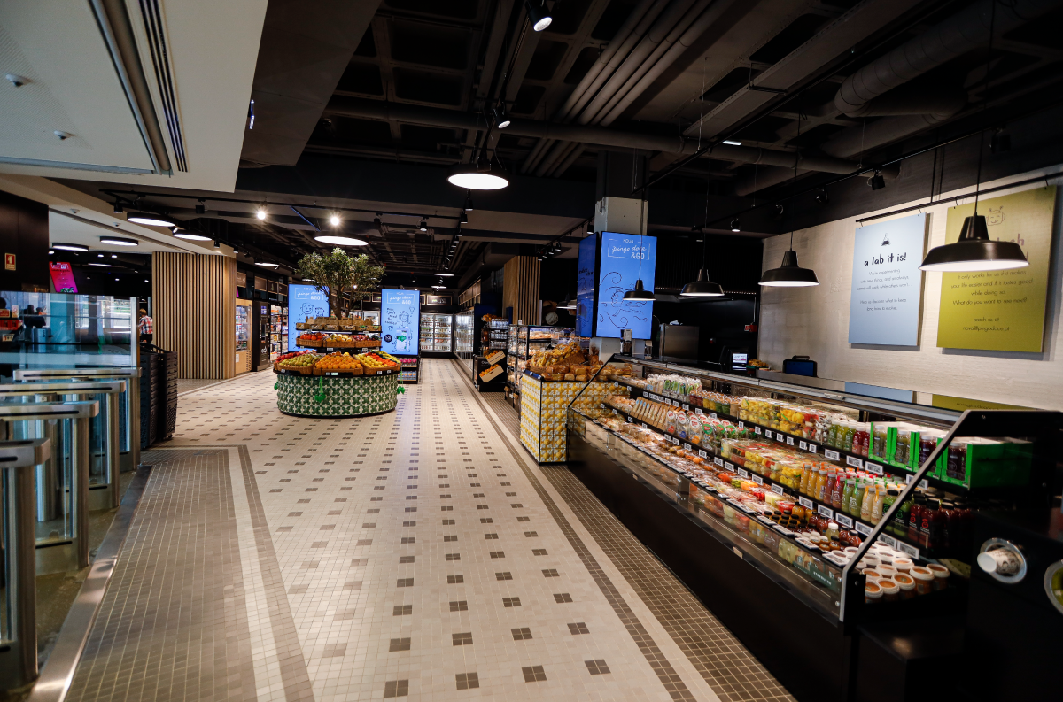 LAB STORE, INNOVATION IN FOOD RETAIL