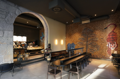 DO YOU KNOW THE NEW STARBUCKS AT OPORTO?