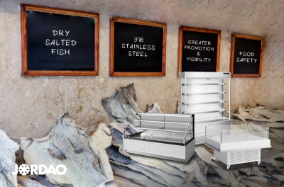 SALTED FISH DISPLAYS