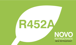 NEW R452A GAS